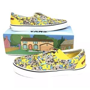 Vans X The Simpsons The Itchy & Scratchy Show 11